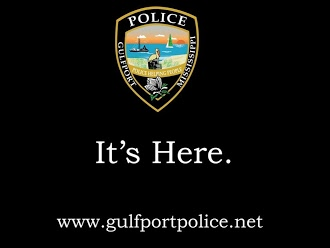 Gulfport Police Department- Local Web Design